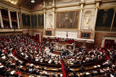 Olivier TOMA auditionné à l'Assemblée nationale