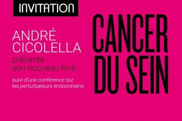 Conférence avec André Cicolella