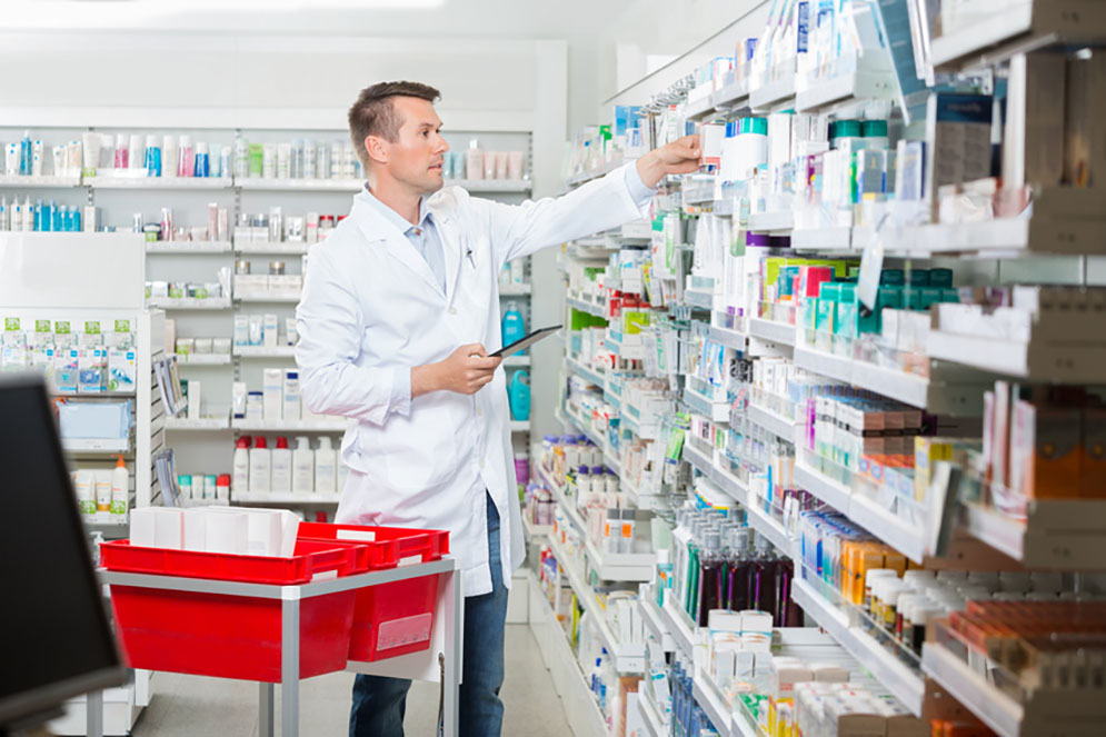 Des parabènes cachés dans près de 400 médicaments