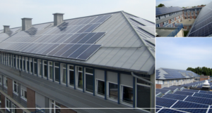Énergie photovoltaïque CHR de la Haute Senne à Soignies en Wallonie, par Ikaros Solar