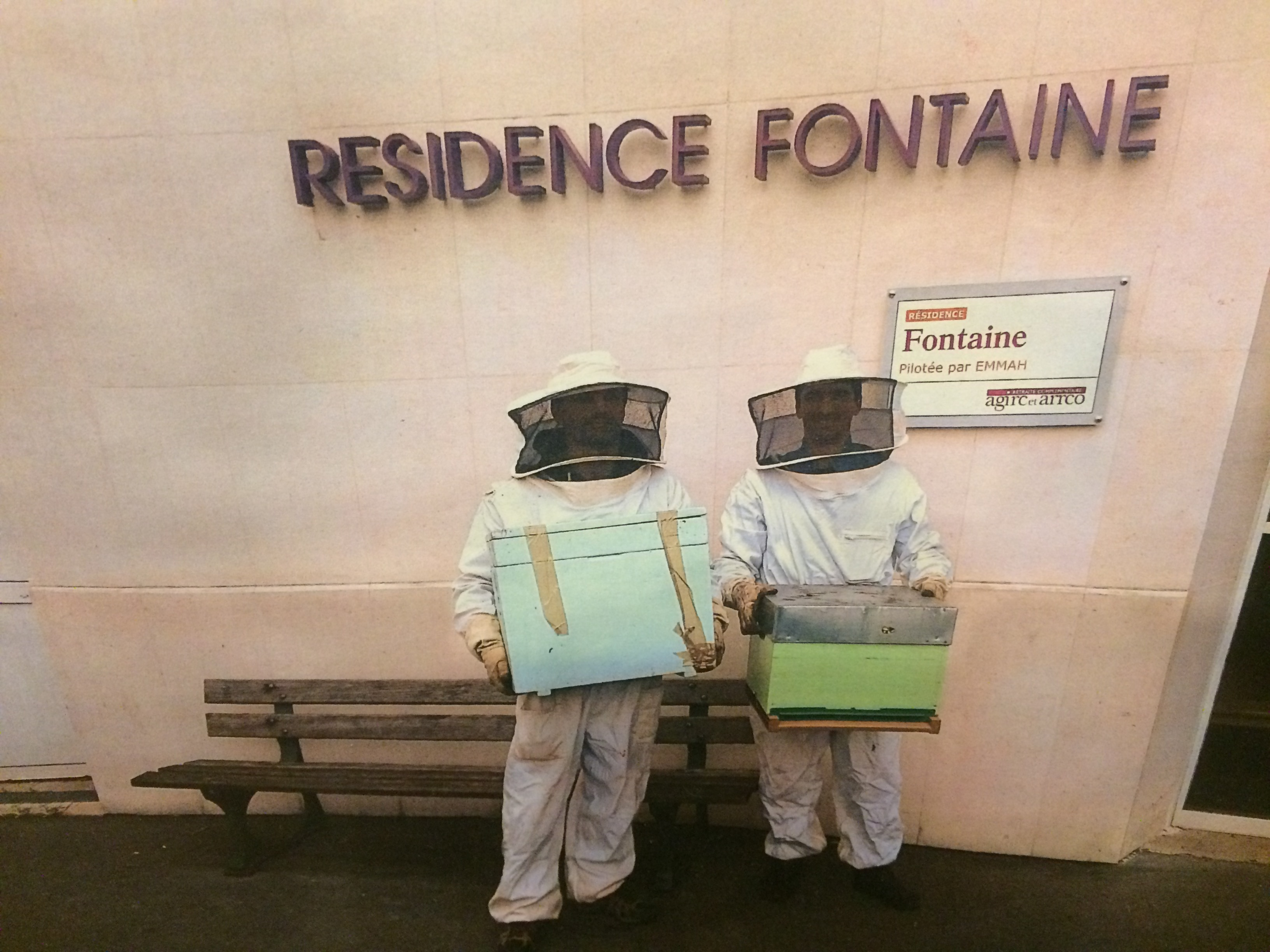 Les activités d'Animation Sociale à la Résidence Fontaine : Quelle ouverture vers l'extérieur?