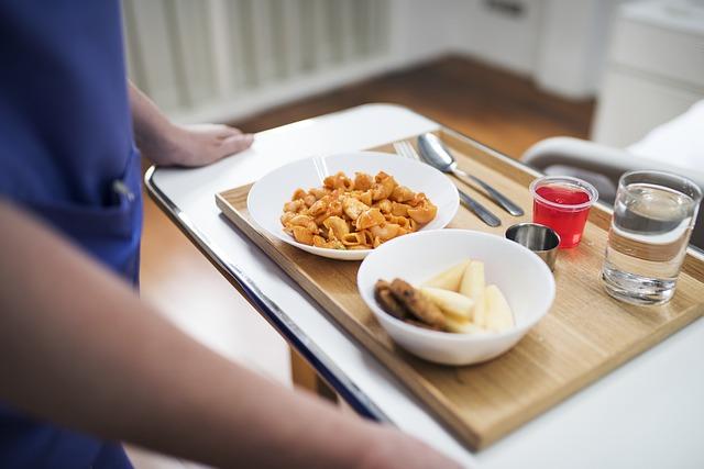 Gastronomie et Hôpital : un mariage (im)possible ?
