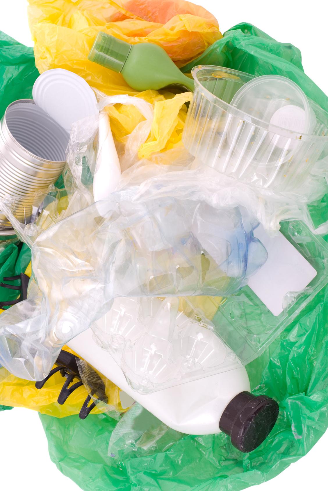 Une solution pour se débarrasser des plastiques ?