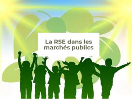 À propos du «flou» du critère RSE dans les marchés publics.