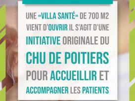 """La """"villa santé"""" du CHU de Poitiers, un exemple à suivre"""