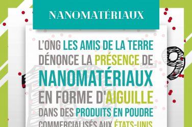 les amis de la terre nanomateriaux