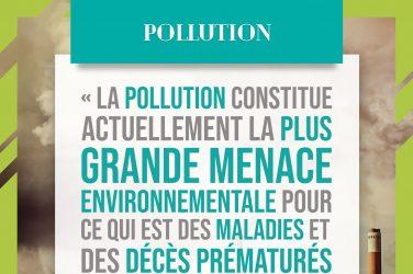 Pollution et santé : rapport de la commission Lancet