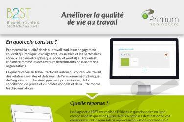 B2ST® : améliorer la qualité de vie au travail