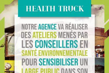 Communiqué de presse Health Truck [MàJ Vidéos du projet]