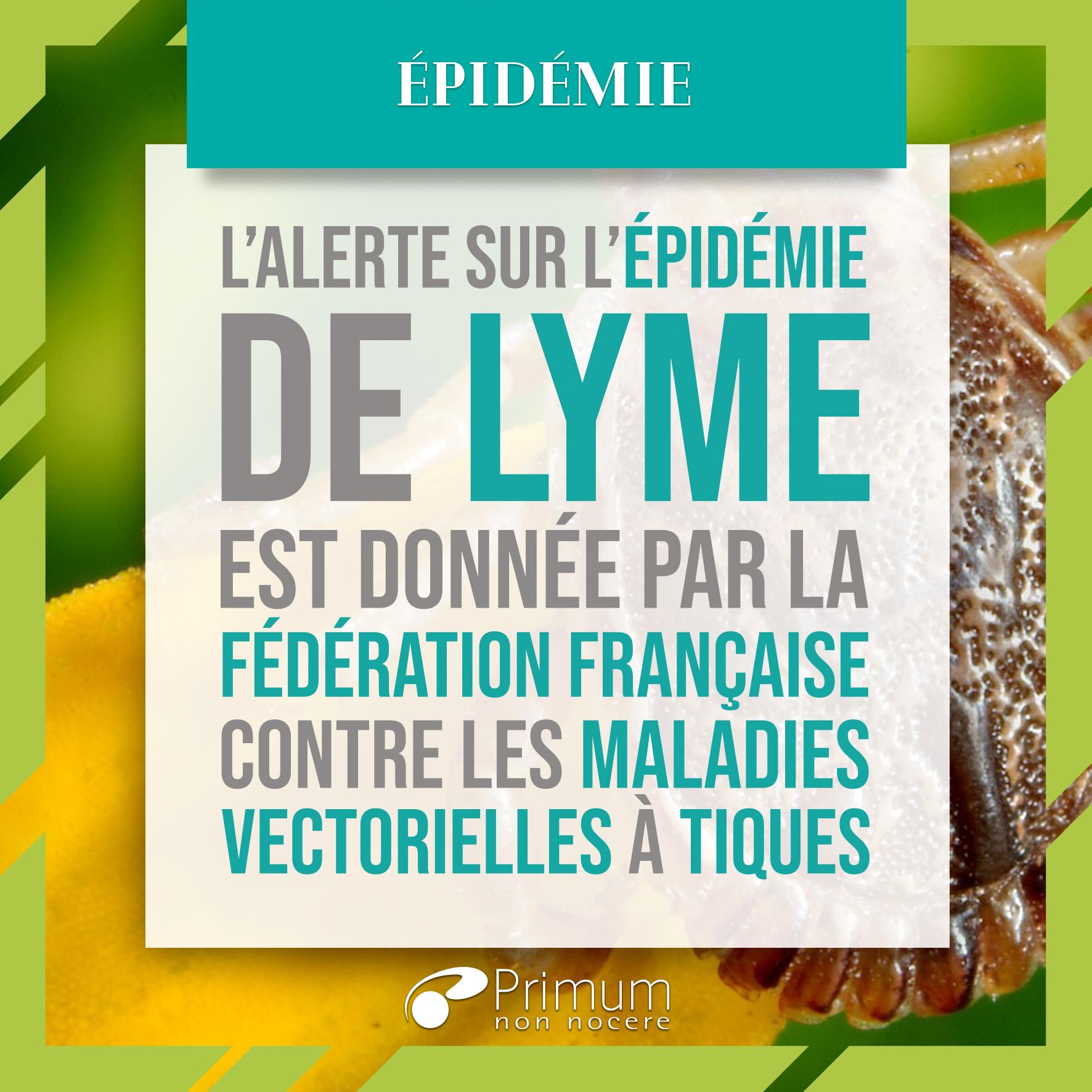 Epidémie de Lyme