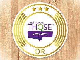 Premier labellisé et lancement du site web labelthqse.fr !