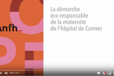 MATERNITÉ ECO-RESPONSABLE CH DE CANNES