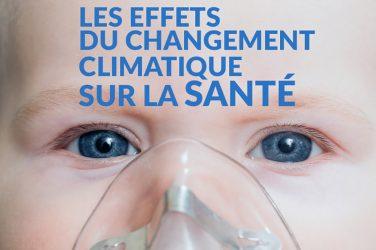 CaféSanté #2 - Les effets du changement climatique sur la santé