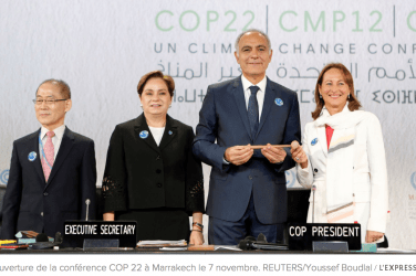 COP 22, c'est parti !