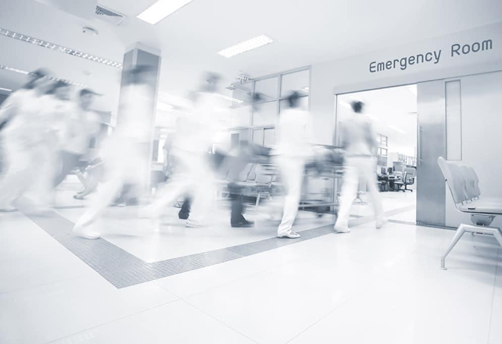 Plans de sécurité et menace terroriste pour les établissements de santé