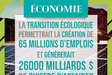 emploi transition ecologique