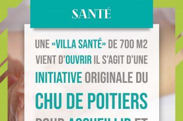 villa sante CHU Poitiers