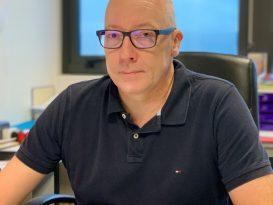 Portrait de M. Bruno Pourre responsable de de la société d'ambulance DTSU