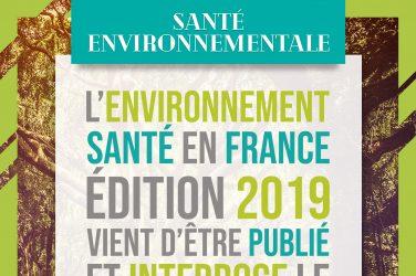 environnement santé france 2019
