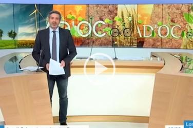 Reportage France 3 : Théâtre de Béziers et Label THQSE