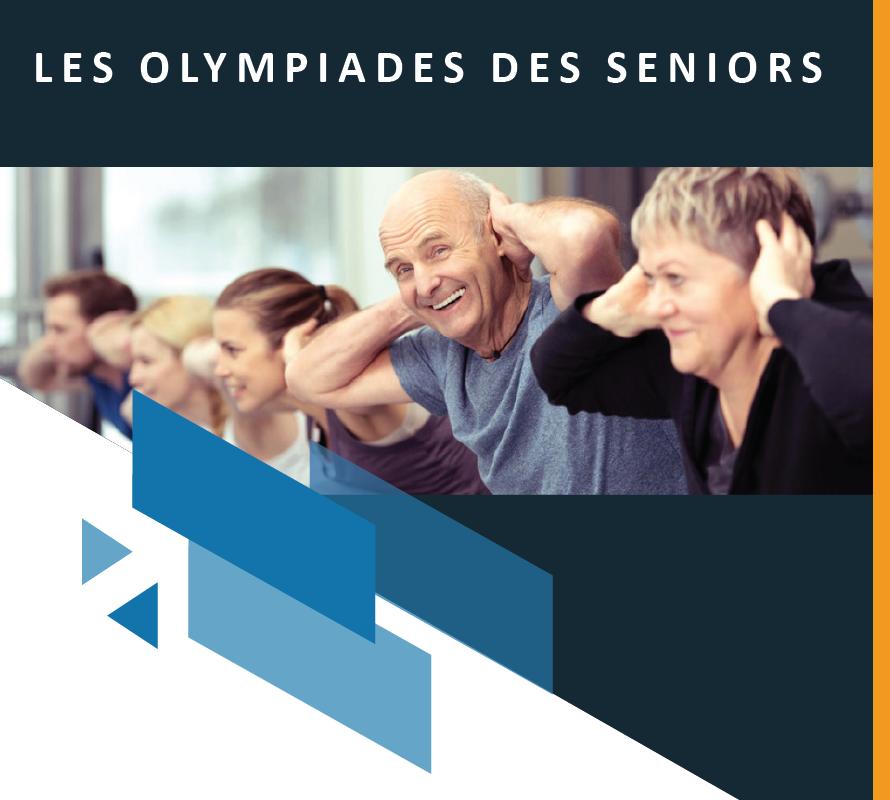 Les olympiades des seniors