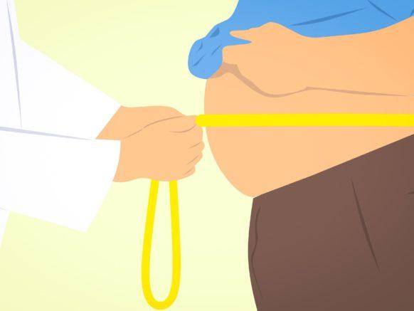 obésité infantile pollutions
